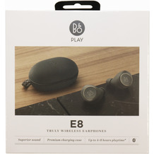 Bang und Olufsen Beoplay E8 In-Ear Headphones charcoal