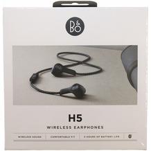 Bang und Olufsen Beoplay H5 In-Ear Headphones black