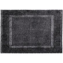 Barbara Becker Fußmatte b.b Square dark secret 39 x 58 cm