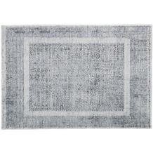 Barbara Becker Fußmatte b.b Square shiny silver 39 x 58 cm
