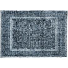 Barbara Becker Fußmatte b.b Square true blue 39 x 58 cm