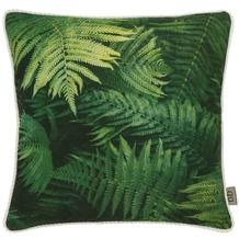 Barbara Becker Kissen (gefüllt) Fern grün 45 x 45 cm