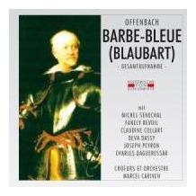 Barbe-Bleue (Blaubart), CD