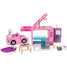 Barbie 3-in-1 Super Abenteuer-Camper (GHL93)