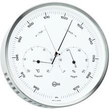BARIGO Wetterstation Baro- Thermo- Hygrometer 16cm