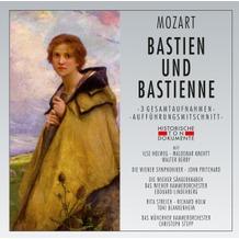 Bastien Und Bastienne, CD