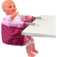 Bayer Chic Puppen-Tischsitz brombeere