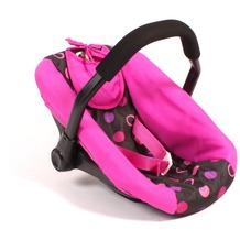 Bayer Chic Puppen-Autositz Pinky Balls, GH-Exkl.