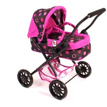 Bayer Chic Puppenwagen Smarty Pinky Balls, GH-Exkl.