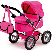 Bayer Design Puppenwagen Trendy pink
