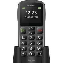 beafon SL250, schwarz-silber