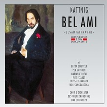 Bel Ami, CD