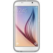 Belkin Grip Candy SE Schutzhülle für Samsung Galaxy S6, grau