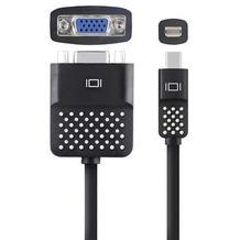 Belkin Mini DisplayPort to VGA Adapter, Schwarz
