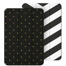 Belkin Reversible Cover Stand für iPad Mini 1-3, Schwarz Gold