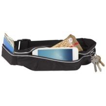 """Belkin Sportgürtel für iPhone 6/s Plus und Smartphones bis 5.5"""", schwarz"""