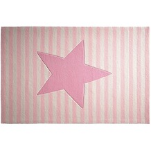 bellybutton Teppich BB-4214-02 My little Star pink 60x100