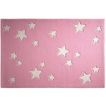 bellybutton Teppich BB-4215-02 Sternenzelt pink 60x100