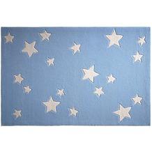 bellybutton Teppich BB-4215-04 Sternenzelt blau 60x100