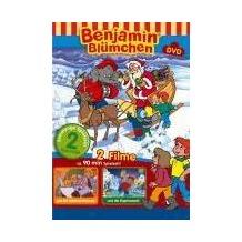 Benjamin Blümchen. Eisprinzessin, Weihnachtsmann. DVD [DVD]