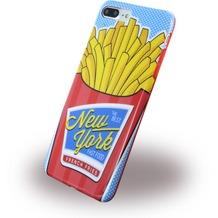 Benjamins Silikon Cover - Apple iPhone 7 Plus / iPhone 8 Plus - French Fries