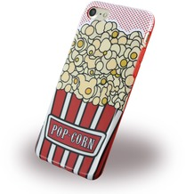 Benjamins Silikon Cover - Apple iPhone 7 - Pop Corn