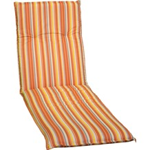 BEO Rolliege orange, gelb, hellgrau gestreift M733