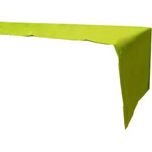 BEO Tischdecke 120x45 wasserabweisend mit Windport hellgrün PY306