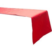 BEO Tischdecke 120x45 wasserabweisend mit Windport rot PY305