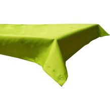 BEO Tischdecke 130x180 wasserabweisend mit Windport hellgrün PY306