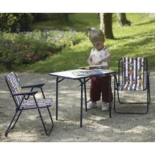 Best 3-tlg. Komplett-Set Kinder Camping