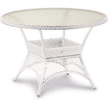 Gartentisch rund weiß  Gartentisch in der Farbe weiß | Hertie.de