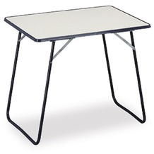 Best Camping-Tisch 60x80cm blau Gartentisch