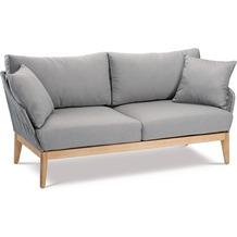 Best Couch Samos 2-Sitzer Grandis/grau Gartenlounge