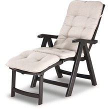 Best Deck-Chair Florida anthrazit/D.1363 Gartenliege Sonnenliege