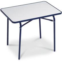 Best Kinder-Camping-Tisch 60x40cm blau