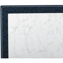 Best Tisch Boulevard eckig 120x80cm blau Gartentisch