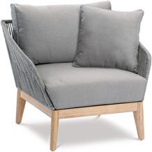 Best Lounge Sessel Samos Grandis/grau Gartensessel
