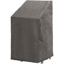 Best Profi-Schutzhülle für Stühle hellgrau
