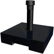 Best Schirmständer 25kg Beton Granit