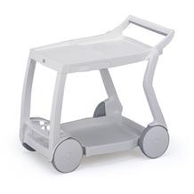 Best Servierwagen Galileo weiss Barwagen