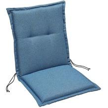 Best Sesselauflage nieder STS 100x50x7cm D.1824