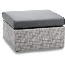 Best Tisch/Fußteil Bonaire warm-grey
