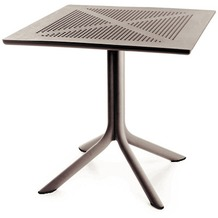 Best Tisch Ohio 80x80cm taupe Gartentisch