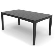 Best Tisch Vulcano 160x90cm graphit Gartentisch