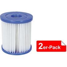 Bestway Ersatz-Filter Kartusche GR I für FastSet Pools 305/366 2er Pack (58093)