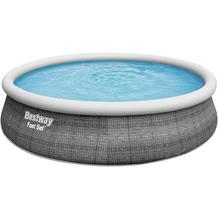 Bestway Fast Set Pool-Komplettset 457 x 107 cm (57372)