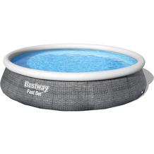 Bestway Fast Set Pool-Set, 396 x 84 cm (57376)