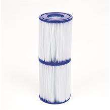 Bestway Flowclear™ Filterkartuschen Gr. II, Doppelpack, (58094)