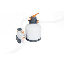 Bestway Flowclear™ Sandfilteranlage mit Zeitschaltuhr 5.678 l/h (58497)